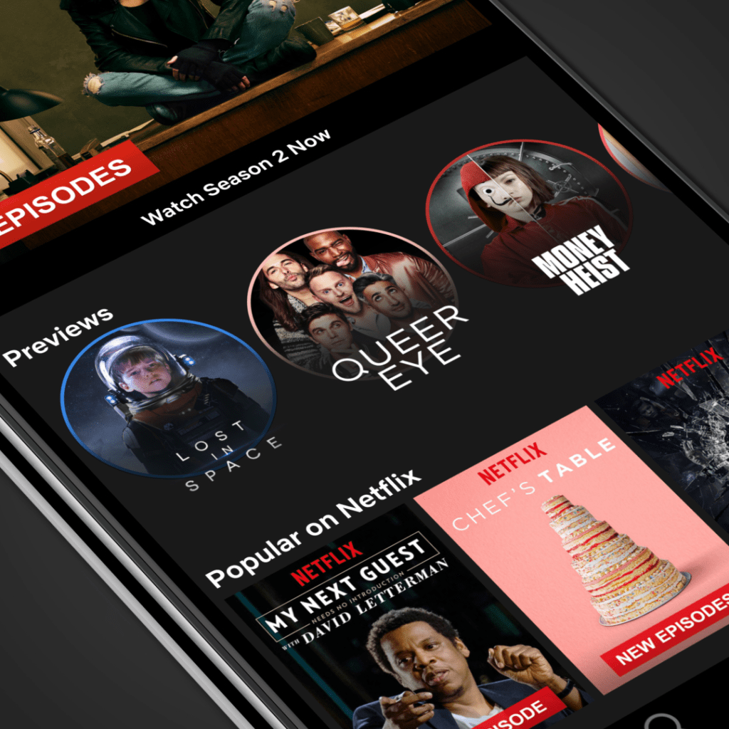 Netflix Mobile+ for Malaysia